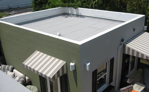 commercial roofing service company
