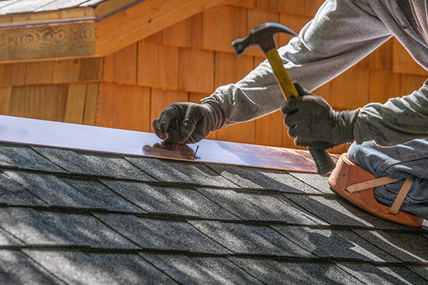 Residential Roofing Service company