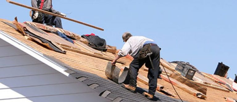 roof replacement services company